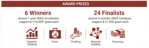 SEED Awards 2019 Prize