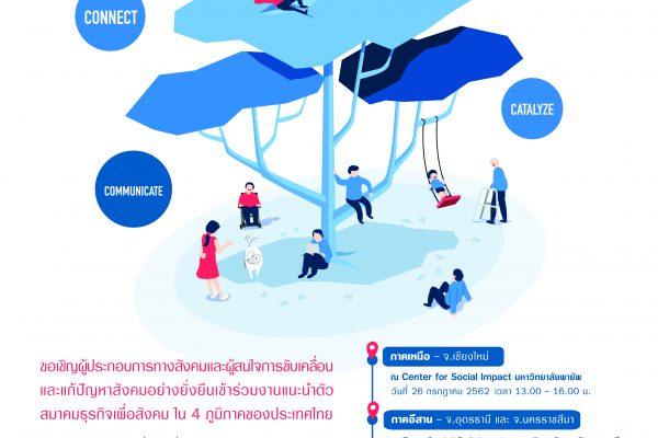 SE Thailand Roadshow Poster