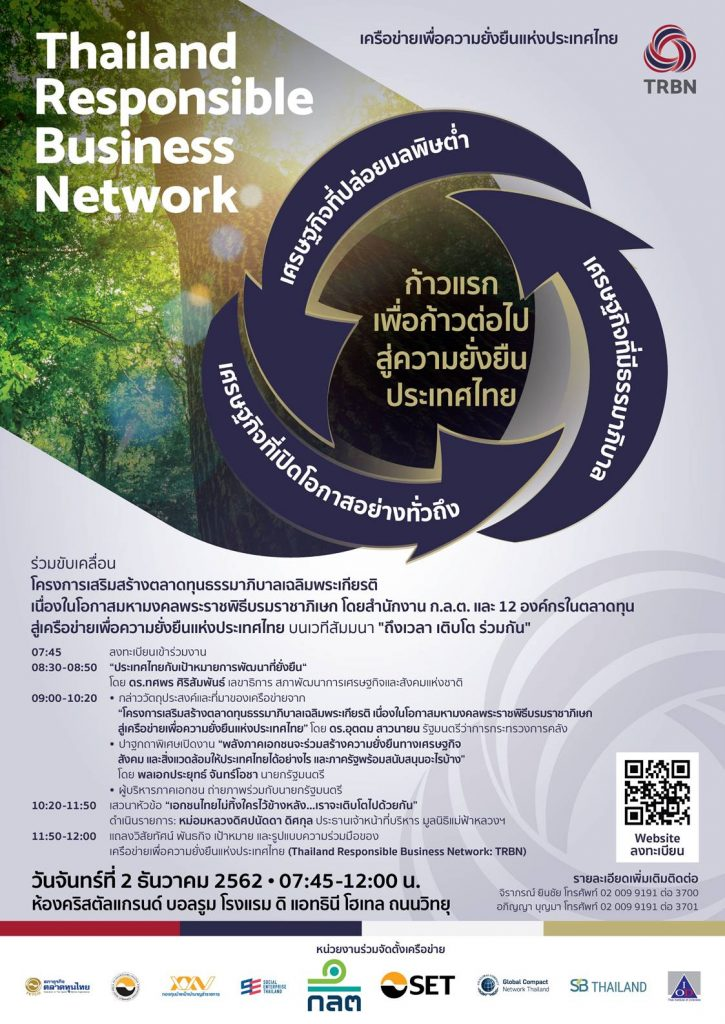 Thailand Responsible Business Network