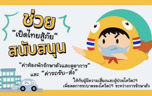 เป็ดไทยสู้ภัย