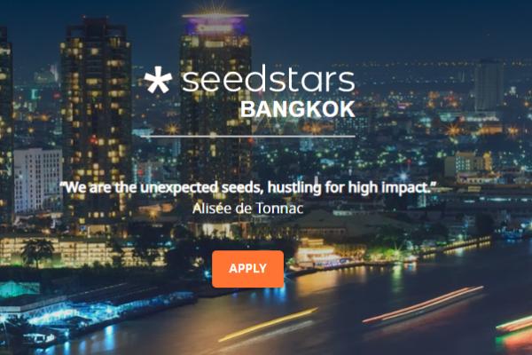 seedstars bangkok 2020