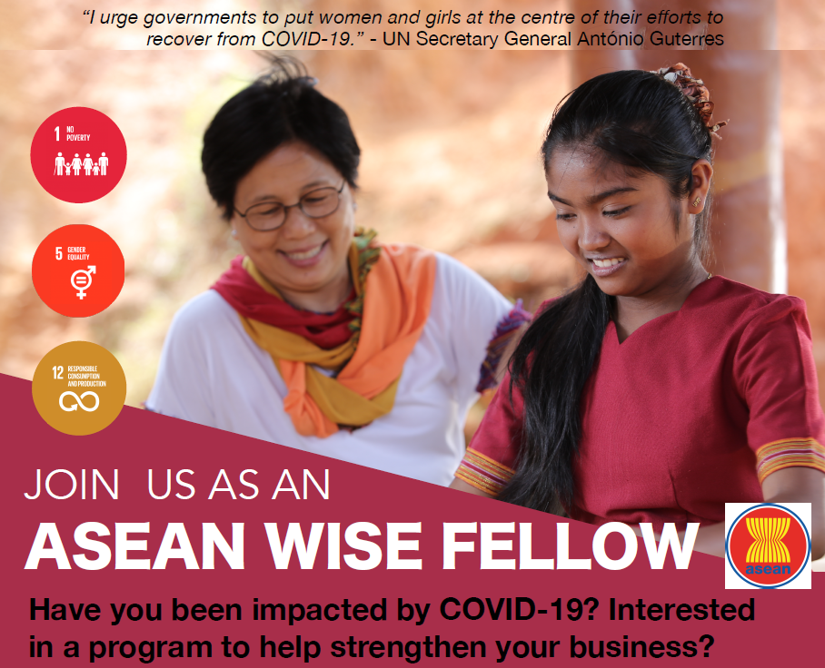 ASEAN Wise Fellow 2021
