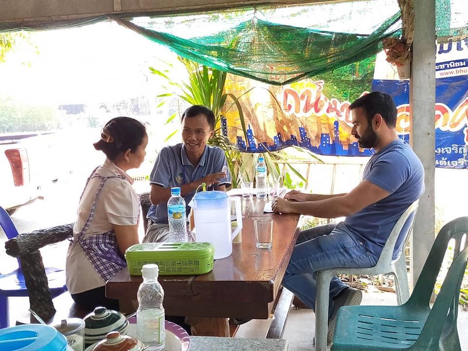 องค์กร Kiva หนึ่งในองค์กรพันธมิตร ลงพื้นที่เยี่ยมสตรีผู้ประกอบการ