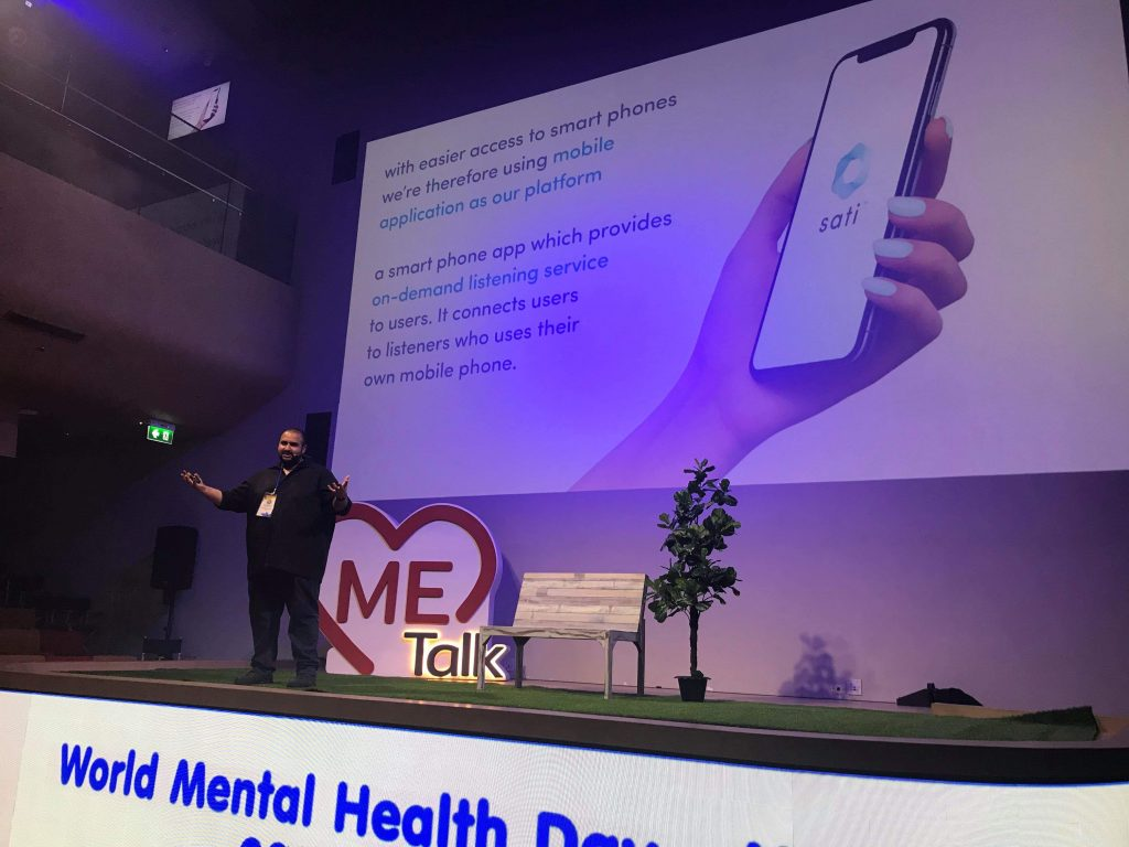Sati App ร่วมงาน ME Talk (Mental Educational Talk) เนื่องในวันสุขภาพจิตโลก ปี 2562